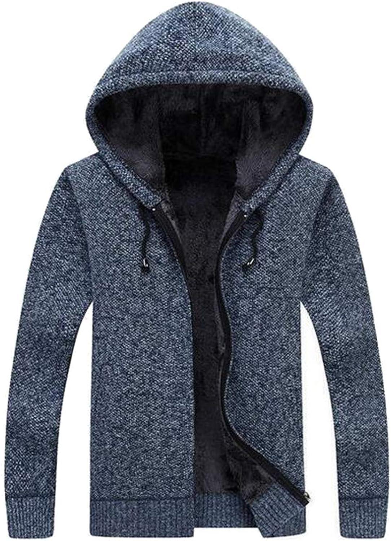 Rjodosa Shih Puppy Colorful Dog Black Hoodie Sweatshirt for Men Casual Fleece Warm Pullover