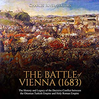 The Battle of Vienna (1683) audiobook cover art