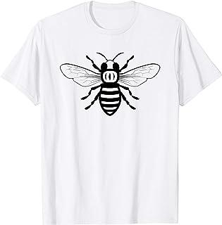 Manchester Worker Bee Proud Mancunian T-Shirt