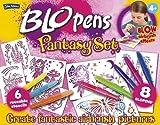 John Adams 10048 BLO pens, set Fantasy Activity, Muticolore