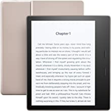 Certified Refurbished Kindle Oasis E-reader – Champagne Gold, 7