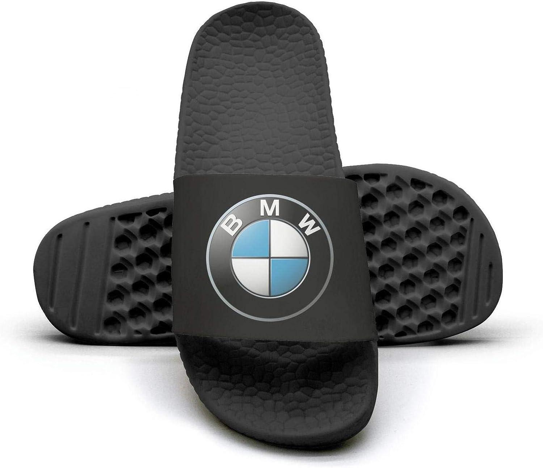 EIGKASL Printed Non-Slip Slippers Slide flip Flop Sandals BMW-Logo-Summer Comfortable for Womens