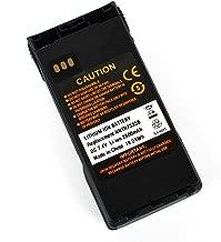 High Capacity 2600mAh Li Ion Battery Replacement NNTN7335 NNTN7554 NNTN7335B Battery for XTS1500 XTS2500 Radio