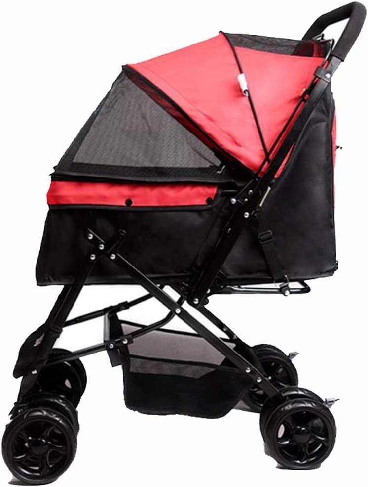 CHENGLONGTANG New item Pet Stroller Travel T Trolley Ranking TOP18 Dog