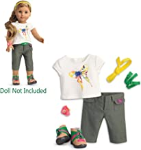 American Girl - Lea Clark - Lea's Rainforest Hike Outfit for Dolls of 2016