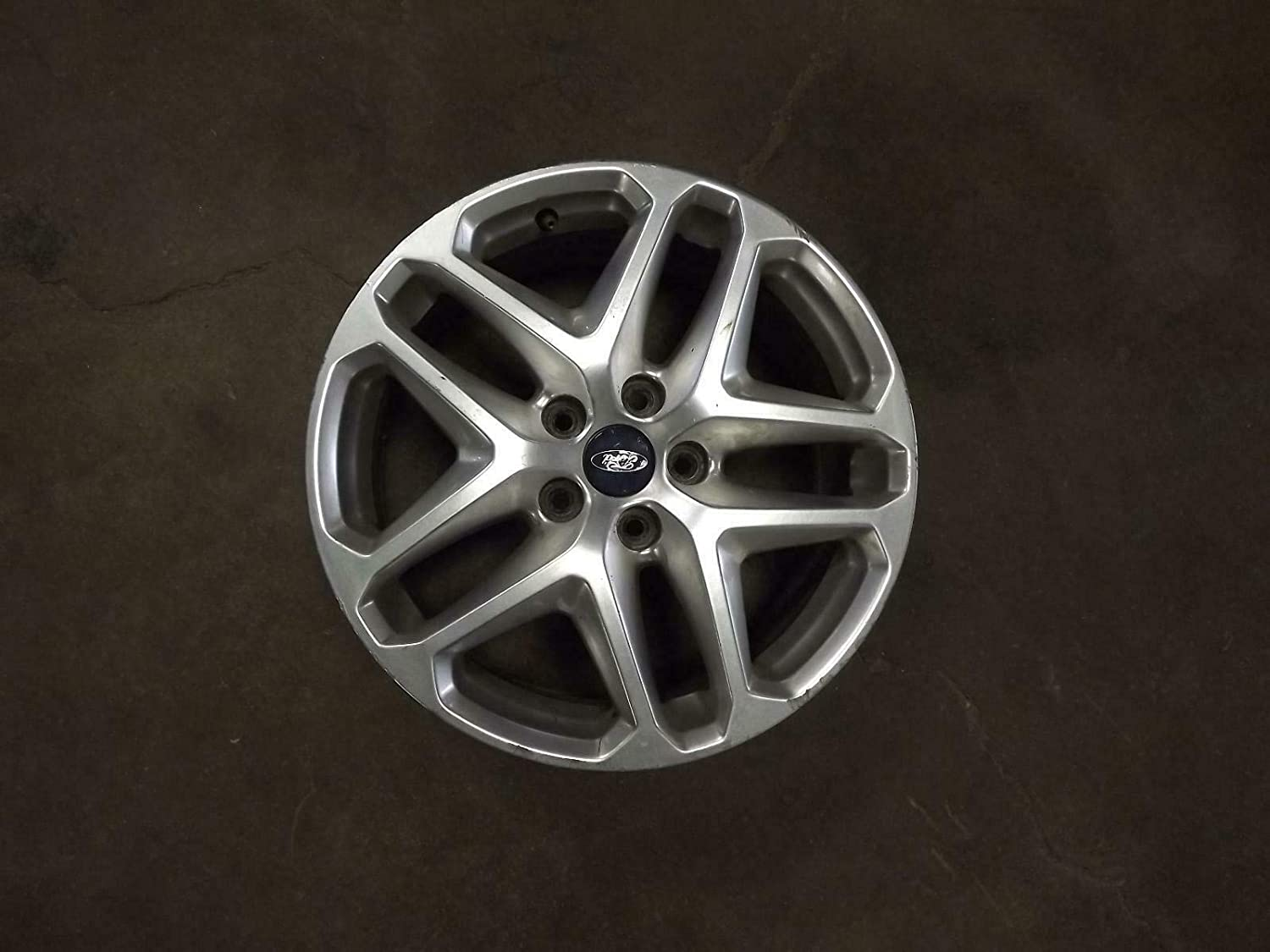 Morad Parts Super special price 13-14 Compatible with Ford 17x7-1 Rim Wheel 2 Popular brand Fusion