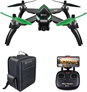 Contixo F20 GPS RC Quadcopter Photography Drone   5GHz WiFi1080P FHD Gimbal Camera, Follow Me, Follow Me Waypoint 20 Minute Flight Time Brushless Motors