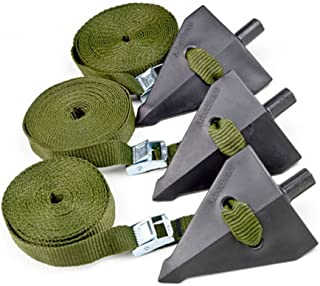 ATG-R Arbor Supplies Tree Guying Kit, Nylon - Small Trees 2-4