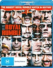 WWE Royal Rumble 2011 | NON-USA Format | Region B Import - Australia