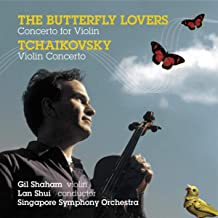 butterfly lovers violin concerto mp3