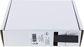 Heat Shrink Tubing 2:1 12.7-6.4 mm 6 Metres Dispenser Box Black