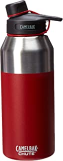 CamelBak Chute Vacuum-Insulated Stainless Water Bottle, 40oz