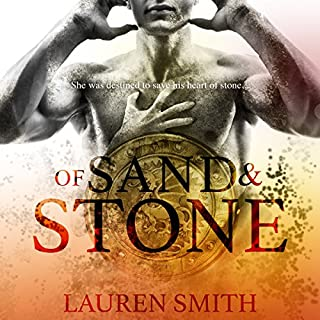 Of Sand and Stone audiobook cover art