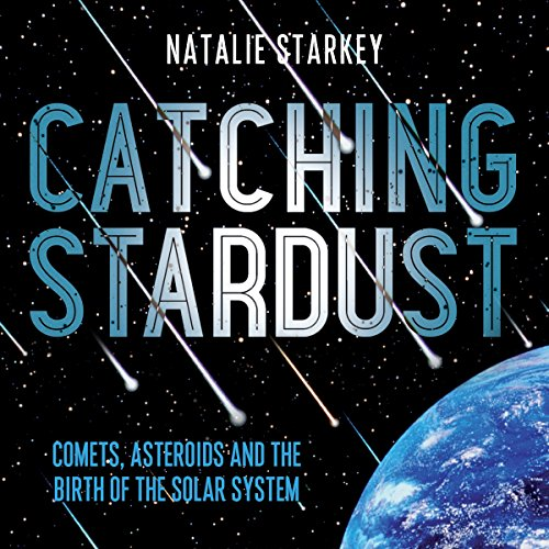 Catching Stardust audiobook cover art