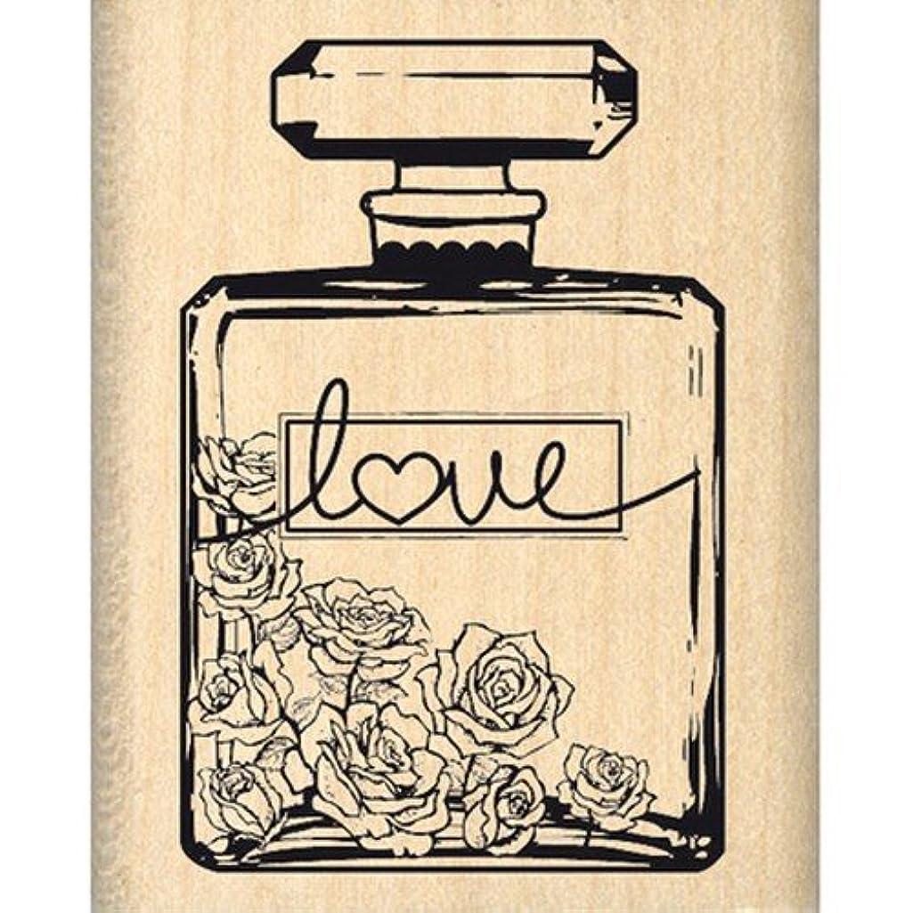 Florilèges fc213003?Stamp Scrapbook Design Perfume Bottle 5?x 4?x 2.5?cm, Beige