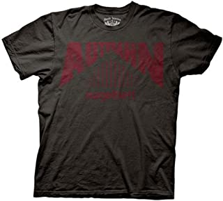 The Big Lebowski Autobahn Band Black Adult T-Shirt Tee