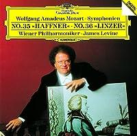 Mozart: Symphonies Nos.35 'Haffner' by James Levine (2014-08-13)