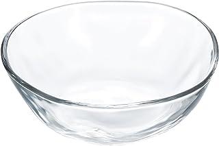 アデリア ガラス 小鉢 最大13×高4.5cm てびねり 小鉢 日本製 食洗機対応 P-6282