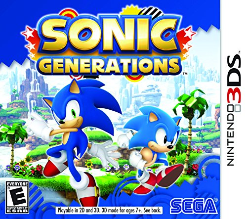 Sonic Generations  Nintendo 3DS