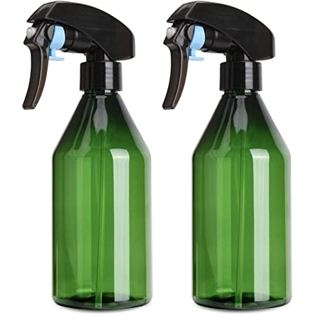 Plant Spray Bottle Mister Fine Mist Cleaning Gardening Trigger Water Sprayer NEW