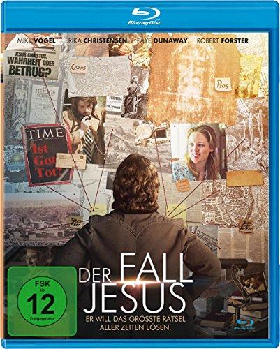 Der Fall Jesus - Er will das größte Rätsel aller Zeiten lösen [Blu-ray]
