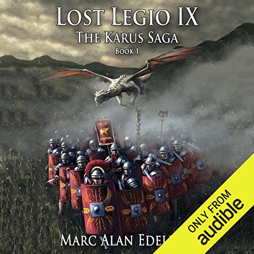 Lost Legio IX audiobook cover art