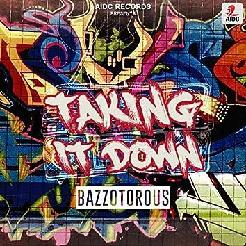 Taking It Downn (Hip Hop Mix)