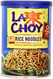 Add a touch of Asian-inspired flavor to your favorite recipes with La Choy Asian Style Crunchy Noodles La Choy Asian Style Crunchy Noodles are a delicious blend of wheat and rice flour that's quick-cooked to a crispy golden brown, so they're always l...