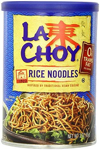 La Choy Rice Noodles, 3 Ounce, 12 Pack