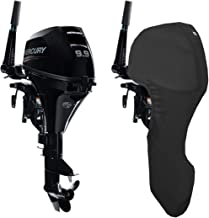 Oceansouth Outboard Motor Full Cover for Mercury 209CC 8HP (4 Stroke 2CYL)