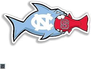 North Carolina Tarheels/NC State Wolfpack Rival Fish 3