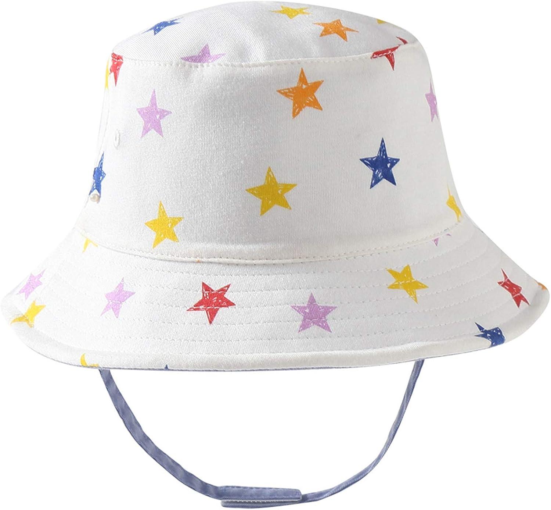 Home Prefer Kids UPF 50+ Bucket Sun Hat UV Sun Protection Hats Toddler Play Hat