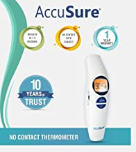 AccuSure Non Contact Thermometer - FR 800 (White)