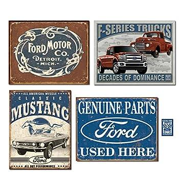 vintage ford logo