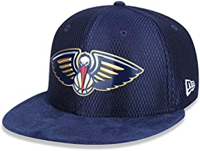 New Era New Orleans Pelicans 2017 NBA Draft Official 9FIFTY Snapback Hat -Navy