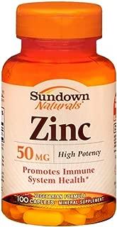 Best zinc sundown naturals Reviews
