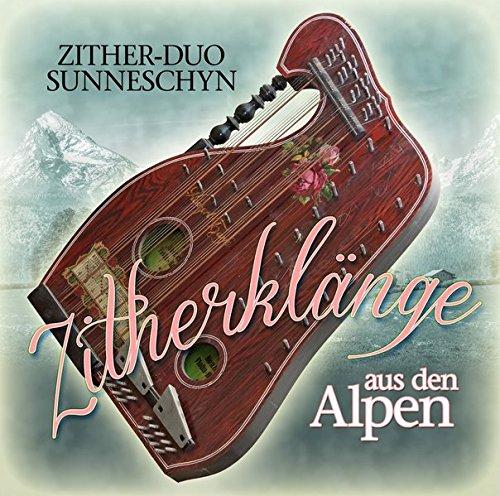 Zither Klge Aus Den Alpen