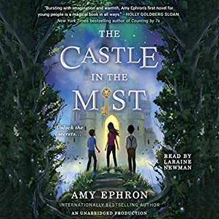 The Castle in the Mist audiobook cover art