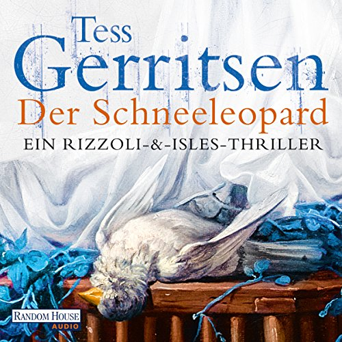 Der Schneeleopard audiobook cover art