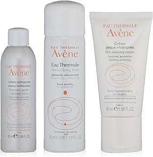 Eau Thermale Avene Hypersensitive Skin Regimen Routine Kit for Sensitive and Irritated Skin