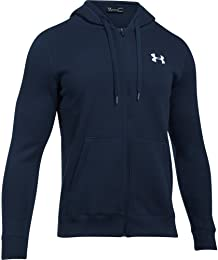 Rival Fitted Full Zip Sweat-Shirt Zippée-Homme