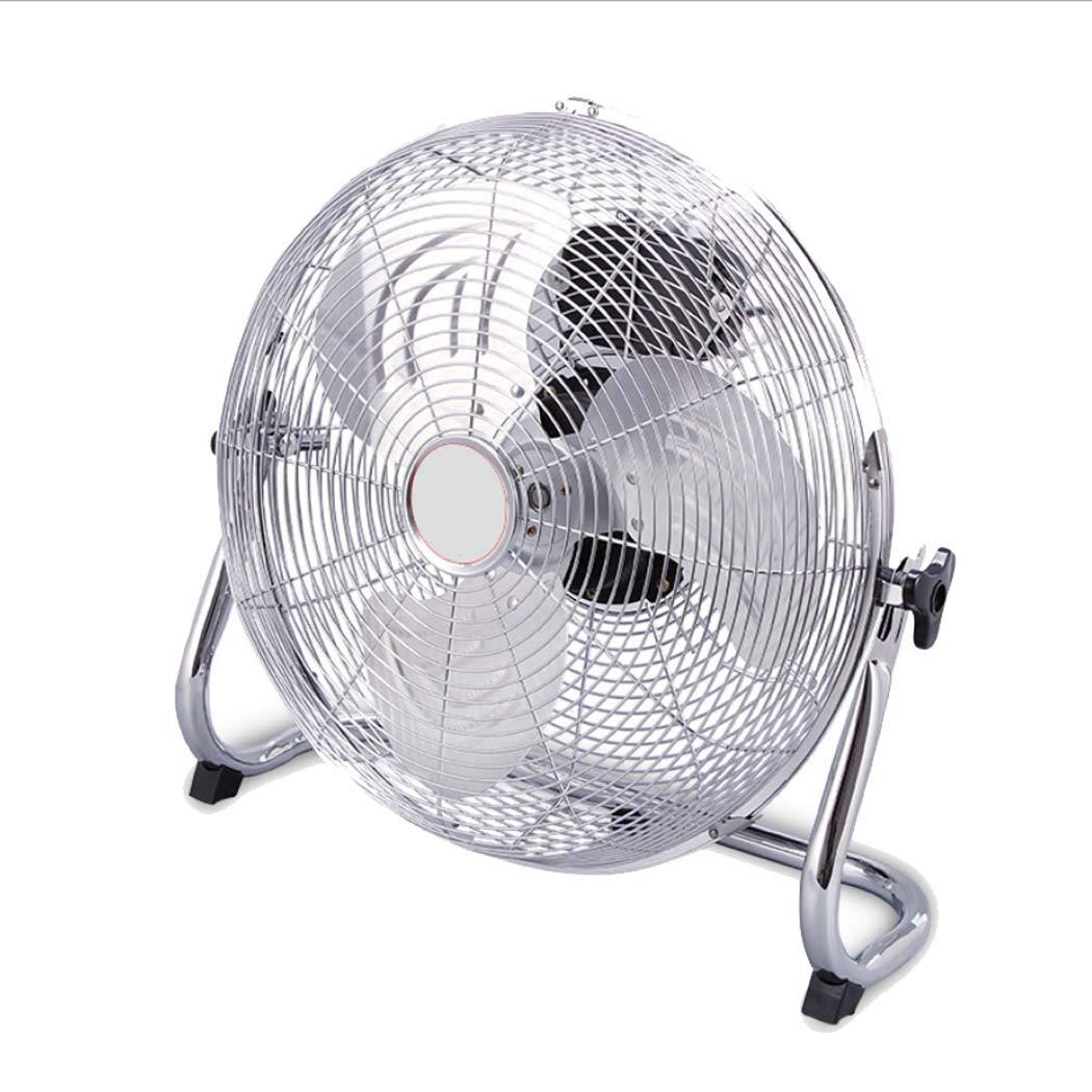 Ventilador de piso para el hogar, ventilador de piso pequeño de 14 ...