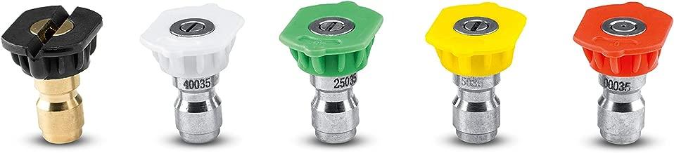 Best karcher pressure washer nozzle Reviews