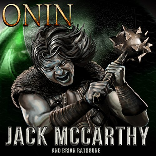 Onin audiobook cover art