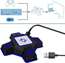 Keyboard and Mouse Adapter for Xbox One PS4 PS3 Switch PC