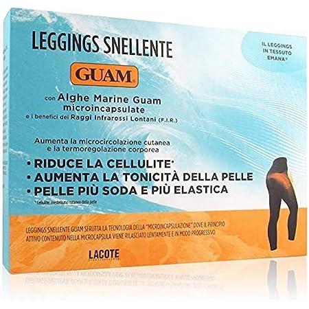 GUAM - IL LEGGINGS colore NERO (L/XL (46-50))