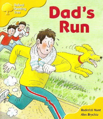 Oxford Reading Tree: Stage 5: More Storybooks C: Dad's Runの詳細を見る