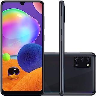 "Smartphone Samsung Galaxy A31 Dual Chip, Android 10, Tela 6.4"", Octa-Core, 128GB 4G, Câmera Quádrupla 48MP+8MP+5MP+5MP, Pr..."