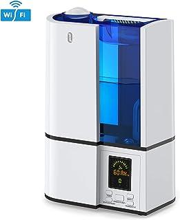 TaoTronics 4L Wi-Fi Smart Cool Mist Humidifiers for Large...