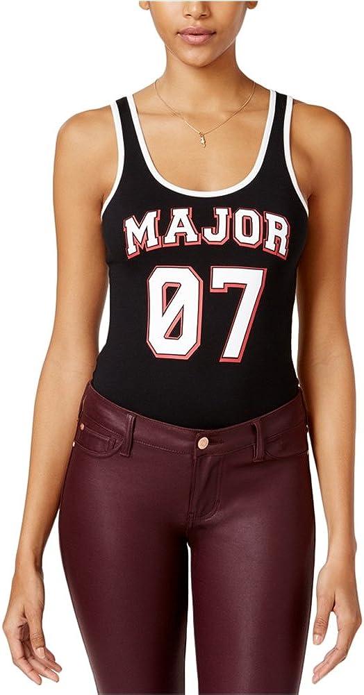 Material Girl Womens Major 07 Bodysuit Jumpsuit